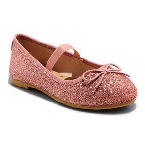 NWT Cat & Jack Toddler Girls' Slip-On Ballet Flats